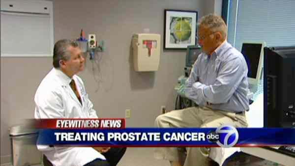 Two different approaches to surviving prostate cancer