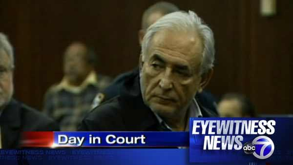 Strauss-Kahn due in court on sex charges