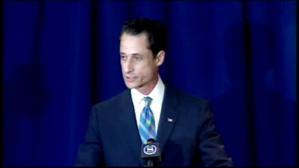 RAW VIDEO: Rep. Weiner news conference