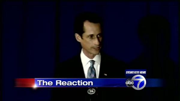 Voters react to Congressman Weiner's apology
