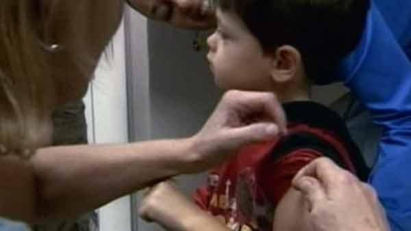 Parents hesitant to vaccinate their kids