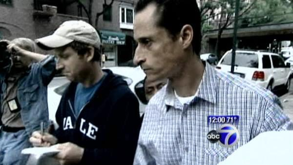 Latest on Anthony Weiner