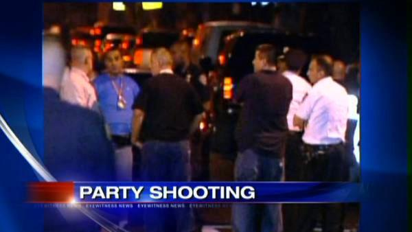 Deadly gunfire at Brooklyn house party