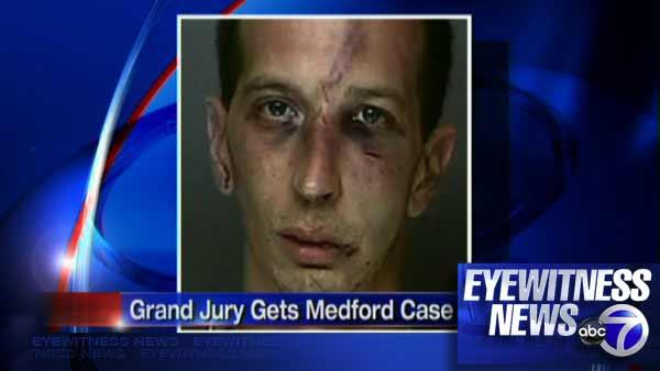 Pharmacy robbed; Medford case goes to grand jury