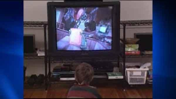 Debate over amount of time spent in front of screen for kids