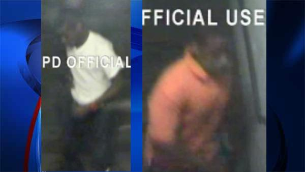 Suspects wanted in Bronx shooting and robbery