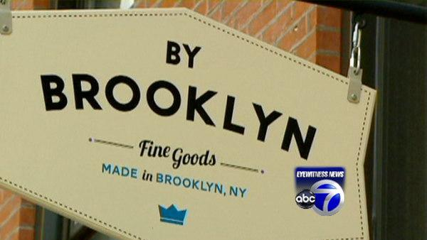 A store that sells exclusively Brooklyn-made goods