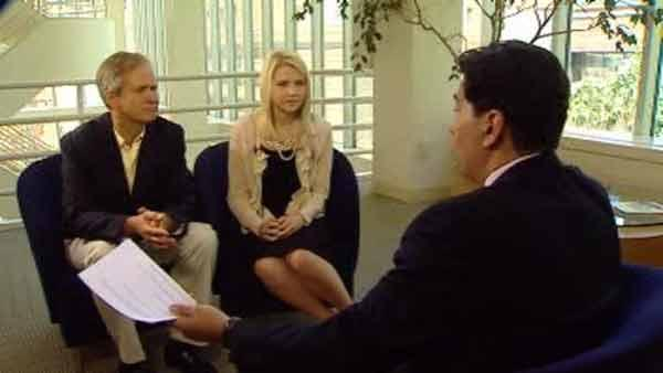 Elizabeth Smart talks about child safety
