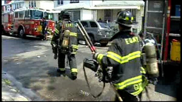 Heat may be especially difficult for firefighters