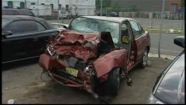 Deadly wrong way accident in Westchester