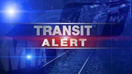 transit alert new york area
