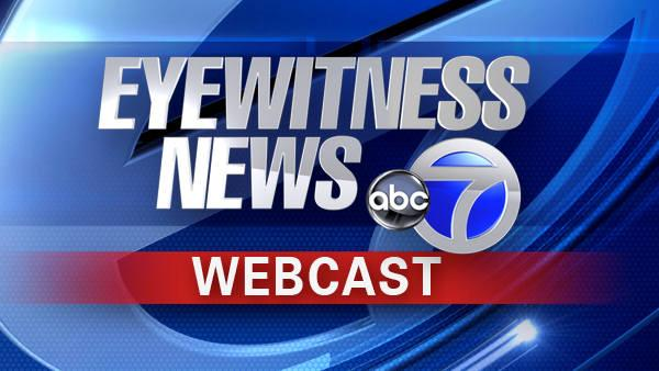 Get the latest on the storm in the Eyewitness News webcast!