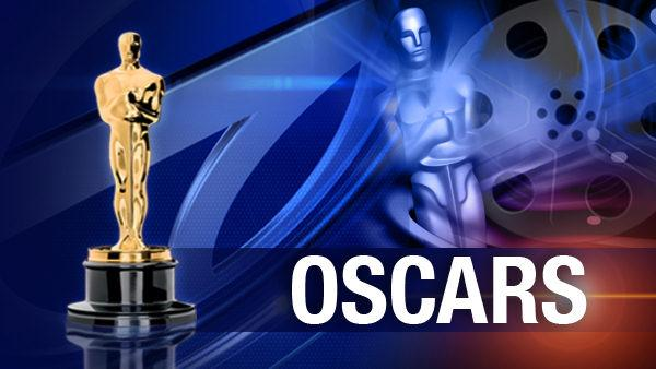 Oscar preparations underway outside Kodak Theater