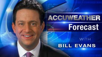 bill evans accuweather forecast