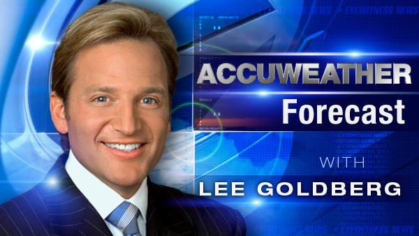 AccuWeather: Cold with a few flakes