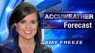amy freeze accuweather forecast