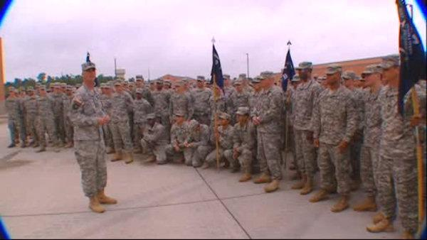 The 1st Brigade reflects on September 11