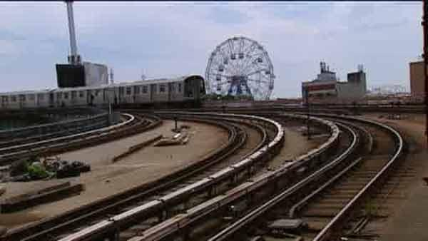 Seven Blocks: Coney Island