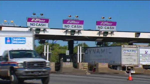 Cracking down on toll cheats in New Jersey