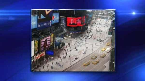 Times Square getting a makeover