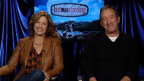 Tim Allen and Nancy Travis of 'Last Man Standing'