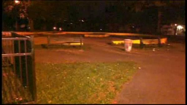 Teen dies in Paterson park shooting