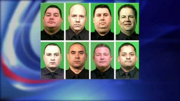 NYPD cops plead not guilty in ticket-fixing case