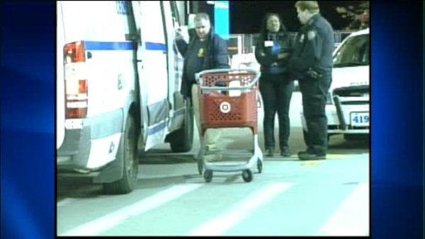Woman critically injured by shopping cart in Harlem