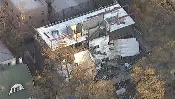 Fatal building collapse could have been caused by malconstruction