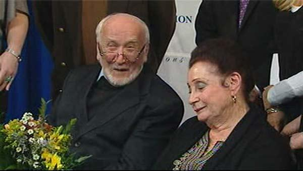 Holocaust victim and guardians reunite