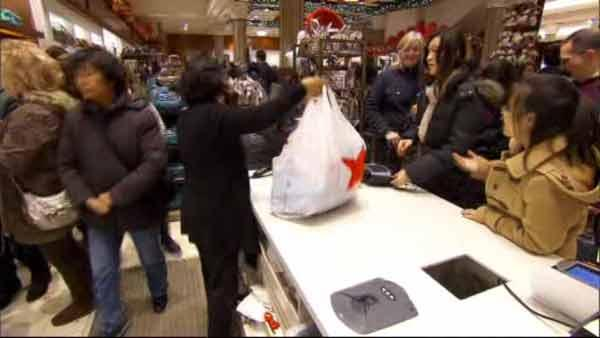 Talkback: Holiday shopping with Aaron Shapiro