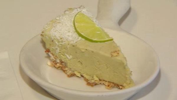 Neighborhood Eats: Vegan key lime pie