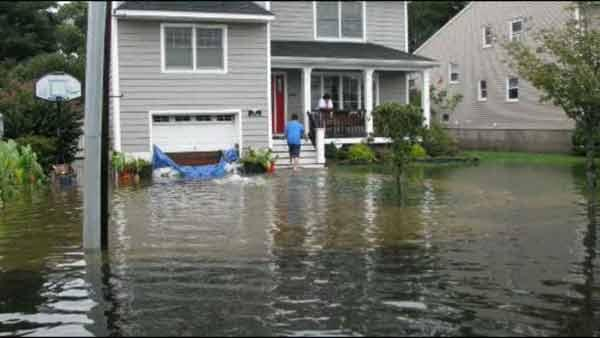 Couple covered for floods charged for Irene damage