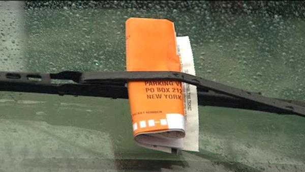 Tips to get out of parking tickets