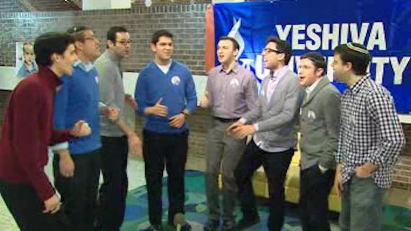 A cappella group makes video to save boy's life