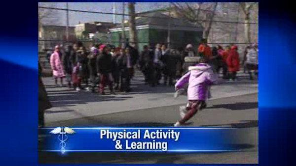 Exercise in school, ADHD, and dementia