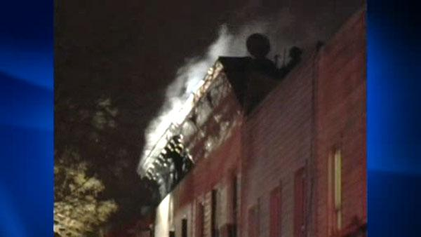 7-year-old boy killed in Brooklyn fire