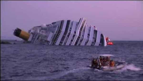 Focus on captain error in cruise ship investigation