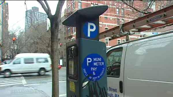 Queens business owners fight parking meter change