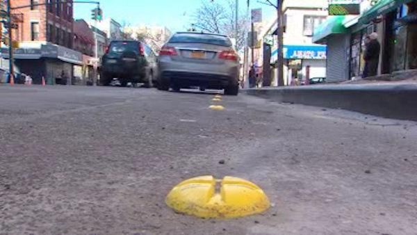 NYC installs sensors to help people find parking