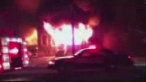 Three killed in Poughkeepsie house fire