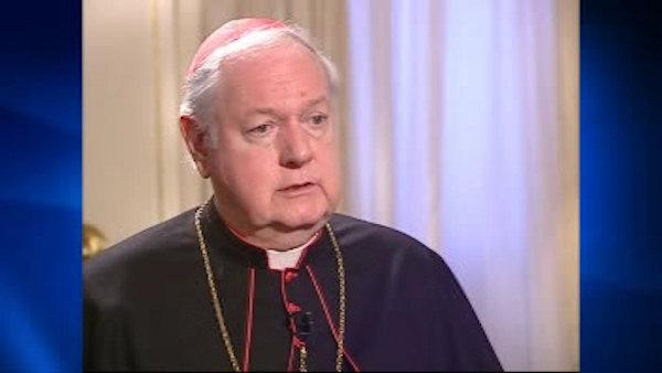 Cardinal Edward Egan faces criticism over sex abuse comment