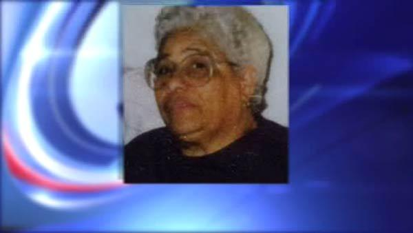 Grandmother, 81, hit in the face with stray bullet