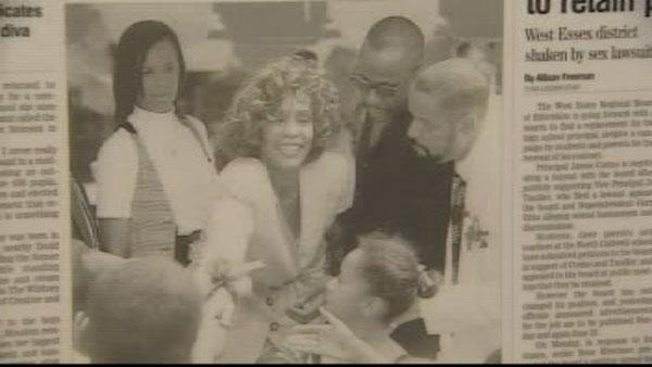 NJ mourns loss of Whitney Houston