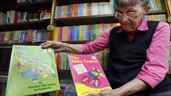 Jan Berenstain dies at 88
