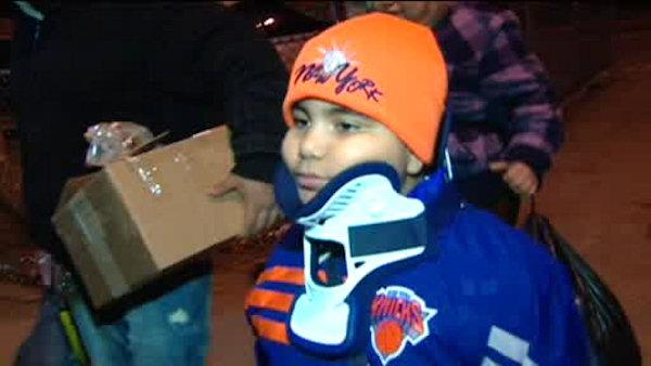 8-year-old shot at bodega released from hospital