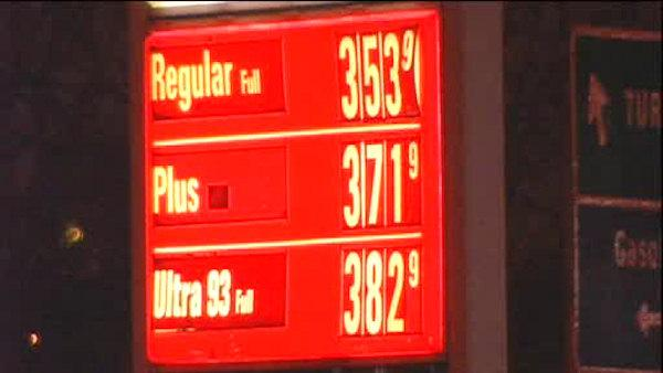 Gas prices rising again in New Jersey