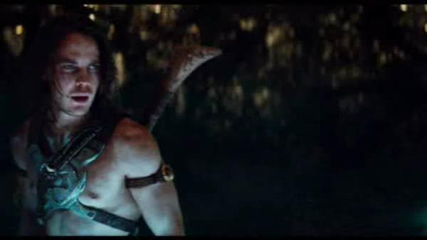 Sandy reviews big-budget action flick 'John Carter'