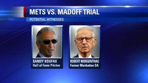 Mets vs. Madoff civil trial begins Monday