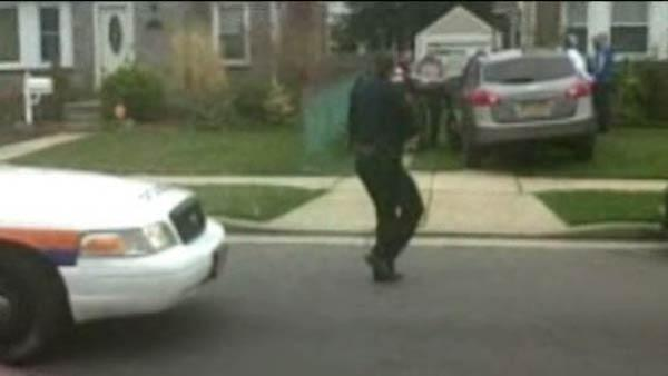 Officer stabbed by suspect during arrest in Nassau County